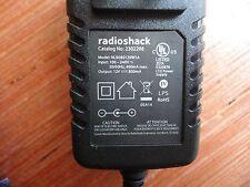 Radio Shack AC Adapter Model  No  NLB080120WA 12 volt Cat No:2302298