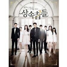 Rare album THE HEIRS OST PART.1 Moment, Lee HongKi, VIXX Ken SBS Korean Drama