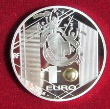 Monnaie de Paris UEFA EURO 2016 10 Euro Gedenkmünze