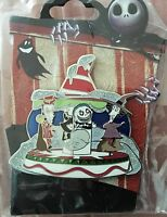 Disney DSF Nightmare Before Christmas Lock Shock Barrel pin le