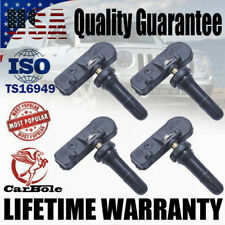 4Pack Tire Pressure Sensors TPMS For Chrysler Dodge Jeep Ram 56029398AB 433MHz
