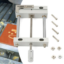 4 Inch Precision Vise Woodworking Bench Clamp Heavy Duty Cast Aluminum alloy Ao