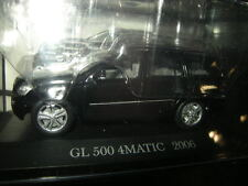 1:43 Ixo mercedes-benz GL 500 2006-2010 negro/Black en VP