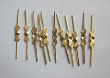 200PCS 45MM GOLDEN BOWTIE CRYSTALS BEAD CONNECTOR BRASS PIN CHANDELIER PART DIY