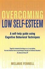 Overcoming Low Self-Esteem (Overcoming Books),New Condition