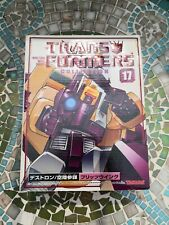 Transformers Blitzwing Takara Collection #17 Reissue MISB Brand New
