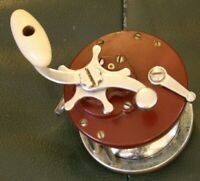 Retro Japanese Fishing Reel