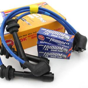 SUZUKI JIMNY JA71 JA11 JA12 Electric NGK plug cord & iridium plug Iridium IX