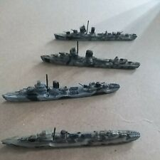 Us Navy Ww2 Destroyer squadron 2Sims class 1 Gridley class 1 Bagley Class