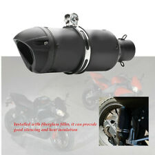 1PCS Motorcycle Racing ATV Scooter 38-51mm Adjustable Exhaust Tail Pipe Muffler