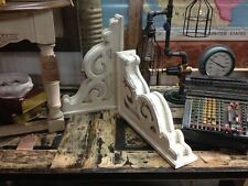 LARGE RUSTIC CORBELS / BRACKETS sold individually
