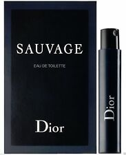 Christian Dior Sauvage Eau de Toilette EDT 1ml Vial Pocket Sample Size Spray