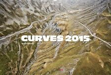 Curves Wall Calendar 2013 (Stefan Bogner passports pass roads hairpin bends images)