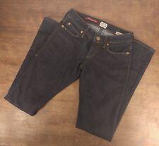 Mavi 'Serena' Dark Skinny Jeans - Size 25 / 32 Low Rise Super Skinny Mint