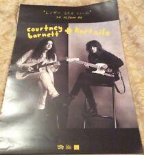 Courtney Barnett And Kurt Vile Lotta Sea Lice Album Release Poster 40x60cm