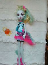 Monster high doll Lagoona , ghouls night out