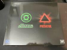 NECA NYCC 2019 Green Lantern vs Predator NEW Sealed Free Shipping