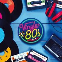 VINYLES 80'S VOL.2 (180G) 180G 2 VINYL LP NEUF