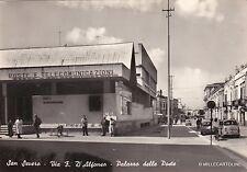 # S. SEVERO: VIA F. D'ALFONSO - PALAZZO DELLE POSTE