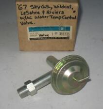 NOS 1964-67 OLDSMOBILE CUTLASS D88 BUICK SKYLARK GS V8 HEATER WATER VALVE 396235