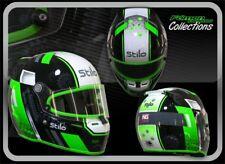 Stilo ST5 CMR Karting Helmet Painting by Fomen Design,track day, race, racing,