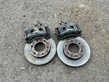 2018 FORD RANGER WILDTRAK 3.2 PAIR OF REAR BRAKE CALIPERS WITH DISCS