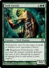 TROLL ASCETIC Tenth Edition MTG Green Creature — Troll Shaman RARE