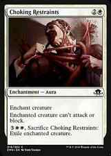 Choking Restraints X4 NM Eldritch Moon MTG Magic Cards White Common