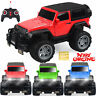 1/18 Off-road Remote Control Car Four-way Electric RC Car Children's Toys Gifts