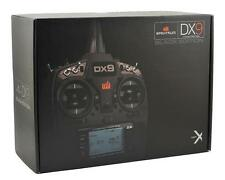 Spektrum DX9 Black Edition 9 Channel DSMX Transmitter Only Mode 2 MD2 SPMR9910