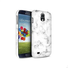 STUFF4 Gloss Phone Case for Samsung Galaxy S4/SIV /Marble Rock Granite Effect