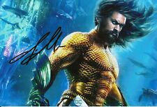 Jason Momoa Autographed signed photo