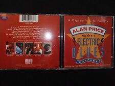 CD ALAN PRICE AND THE ELECTRIC BLUES / A GIGSTER'S LIFE FOR ME /