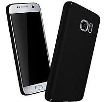 Black Ultra Thin Matte Hard Plastic Case Cover Skin For Samsung Galaxy S7