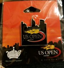 U.S. Open 2001 USTA Hat Lapel Pin Tennis