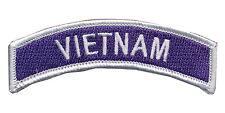Combat Veteran - Purple Heart Vietnam Tab - Rolling Thunder - MACV - Vietnam War