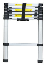 Multi Purpose Aluminium Ladder Telescopic Folding Extension Ladder Step 2M