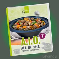 MixGenuss - A.i.O. - ALL IN ONE - BAND 3 | Rezepte für den Thermomix® (Buch)