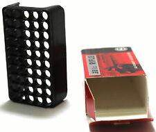 EMPTY AMMO STORAGE BOX - BRANDED GECO .22 LR RIFLE BOLT-ACTION 50 CART W/ INSERT
