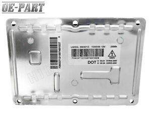Replacement HID Ballast for VALEO D1S LAD5GL for AUDI B6 A4 S4 BMW E81 E87