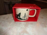 Tim Hortons Holiday  Mug 2019 - Wolf - New