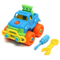 Kids Children Baby Boy Disassembly Assembly Classic Car Educational Play To H4K7
