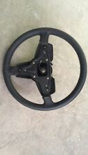 Porsche 924, 944, 924S Recovered Steering Wheel with new leather