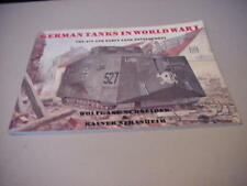 1990 German Tanks In World War I - The A7V and Early Tank Development