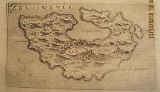 GREECE LASOR A VAREA 1713 MAP ZEA KEA