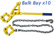 x10 Chain Strainer Medium or High Tensile Wire Electric Barb Fence Tensioner
