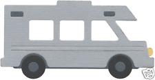 QuicKutz Lifestyle Crafts 4x4 Single Die MOTORHOME Travel, Camping  REV-0288-S