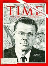 1966 Time Magazine: Robert McNamara Raising the Price of Aggression