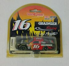 New Greg Biffle Diecast Car- #16 Grainger 2003 Taurus 1/64 Team Caliber Pit Stop