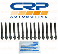 CRP Brand 14-Piece Engine Cylinder Head Bolt Set E39 E46 E53 X5 E60 E83 E85 Z3